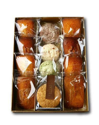 お歳暮 焼き菓子大箱セット